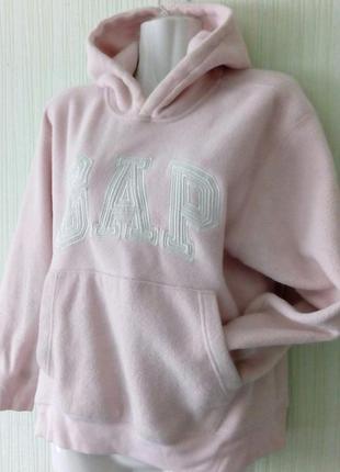 Кофта брендовая gap нежно-розового цвета..раз.46-48