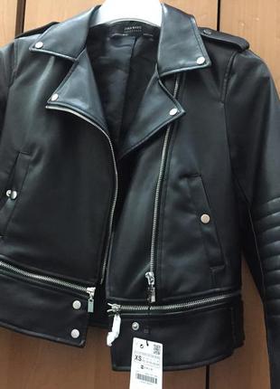 Новая куртка zara срочно!