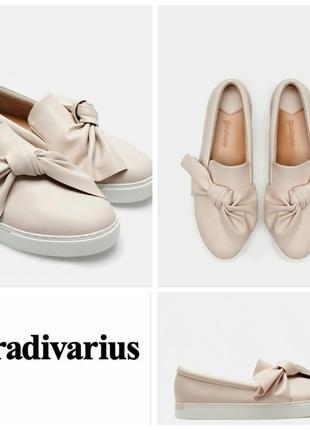 Слипоны stradivarius