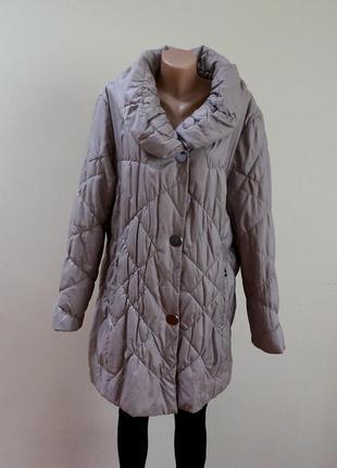 Куртка демисезонная большой размер (у меня большой выбор курток)