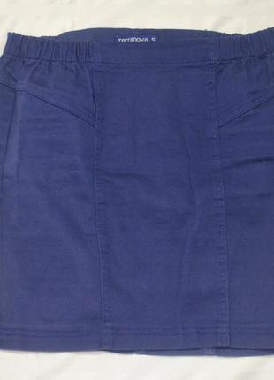 Обтягивающая юбка terranova