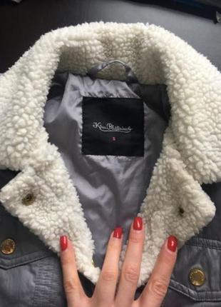Легенькая курточка kira plastinina