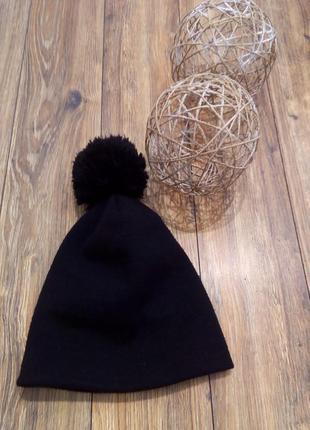Крутая шапка бини h&m one size