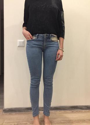 Отличные джинсы скинни от pull&bear