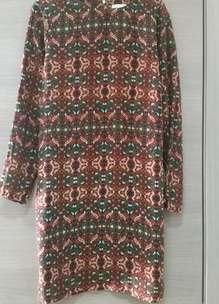 Платье из вискозы h& m
