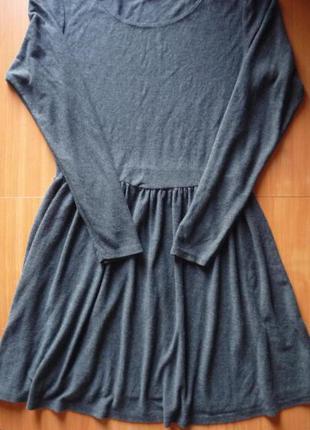 Платье тепленькое вискоза с-хс