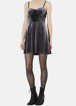 Крутое платье topshop