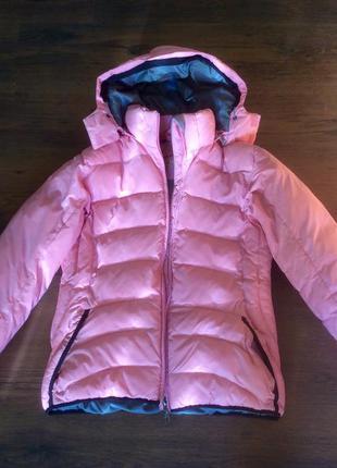 Пуховая куртка outventure