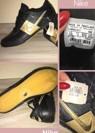 Кросивки nike made in thailand