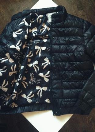 Куртка next xs