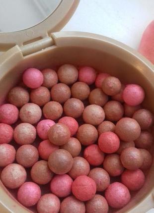 Рум'яна в кульках «преміум» giordani gold bronzing pearls