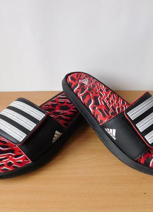 Шлепки adidas 40,5 р. по стельке 26 см