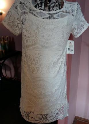 Новое платье billabong р. s оригинал из америки на ценнике 69 дол.