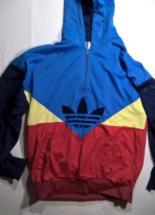 Adidas vintage ветровка анорак