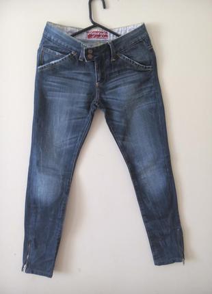 Фирменные джинсы h&m