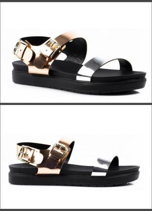Новые шикарные сандалии   р.37, 38 ,39, 40  в стиле h&m