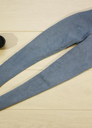 Высокие джинсы topshop