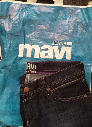Новые джинсы мави