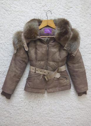 Куртка-пуховик snow-beauty