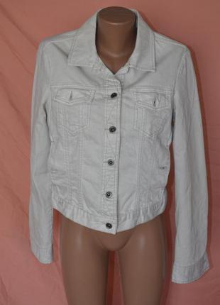 Куртка джинсовая светлая