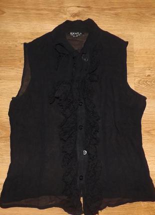Стильная блузка axara