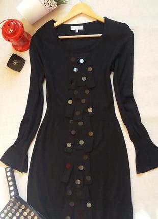 Трендов. теплое платье