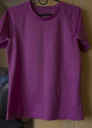 Спортивна рожева майка, футболка umbro