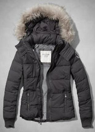 Abercrombie & fitch куртка из америки оригинал