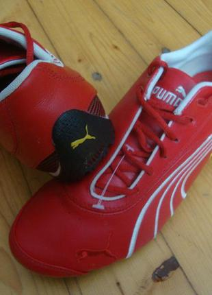 .кроссовки puma ferrari оригинал 39 размер