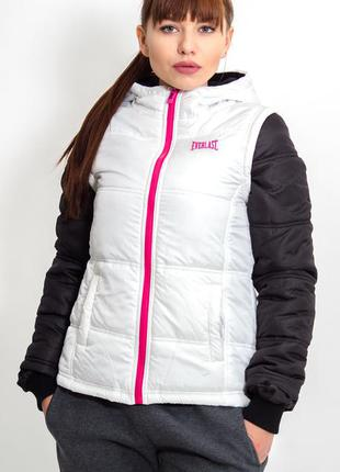 Женская белая куртка everlast