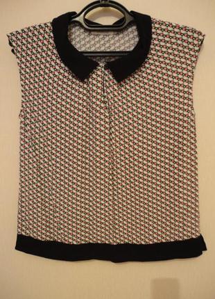 Шикарная блуза promod