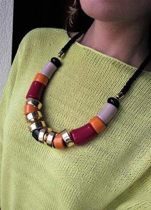 Ожерелье от h&m