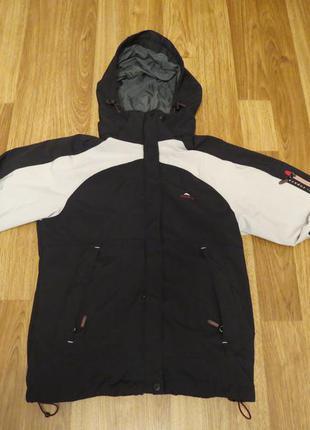 Тепла спортивна лижня курточка