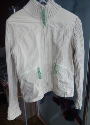 Обалженная тепленькая спортивная курточка quicksilver roxy life