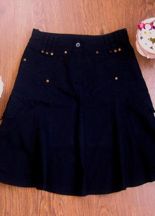 Котоновая юбка! очень качественная.