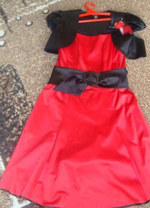 Супер нарядное платье-комплект от bgl
