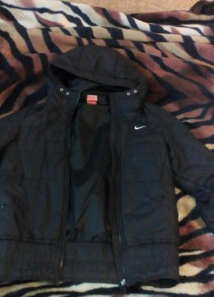 Куртка демисезонная nike оригинал