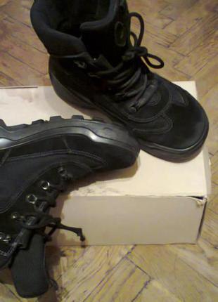 Зимние ботинки ecco gore-tex по приятной цене