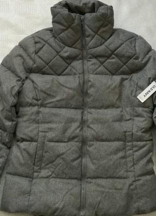 Теплая куртка old navy