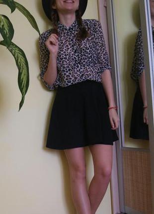 Тигрова блуза від stradivarius!