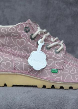 Женские ботинки kickers