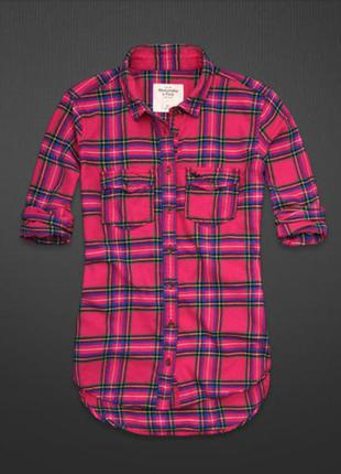 Abercrombie & fitch рубашка