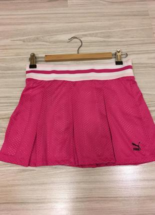 Спортивная юбка фирмы puma