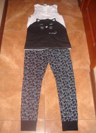 Домашний костюм, пижама h&m