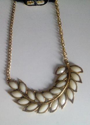 Ожерелье цепочка подвеска
