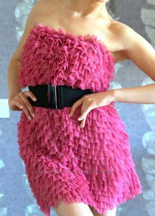 Шикарное коктельное платье tago.