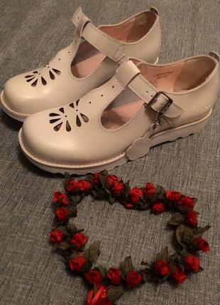 Туфли сандали натуральная кожа