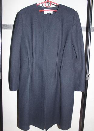 Пальто h&m кашемировое