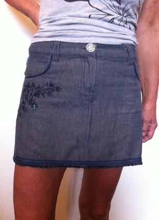 Юбка джинсовая axara