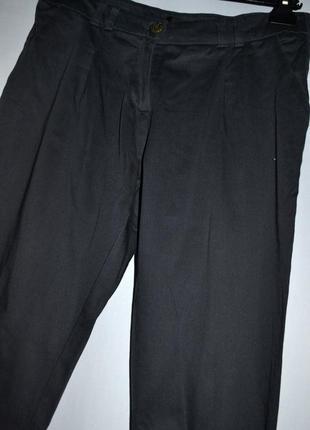 Шикарные брюки! брендовая вещь!